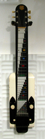 National Dynamic lap steel